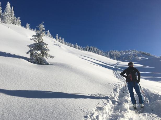 Skitour Klingspitz Maria Alm
